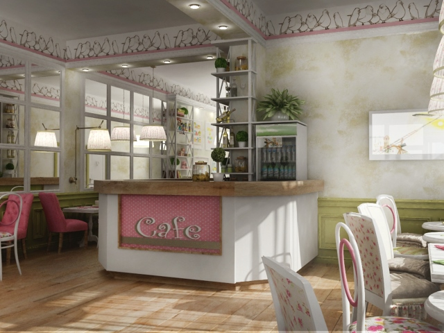 кондитерская кафе конфитюр евпатория ресторанный консалтинг украина