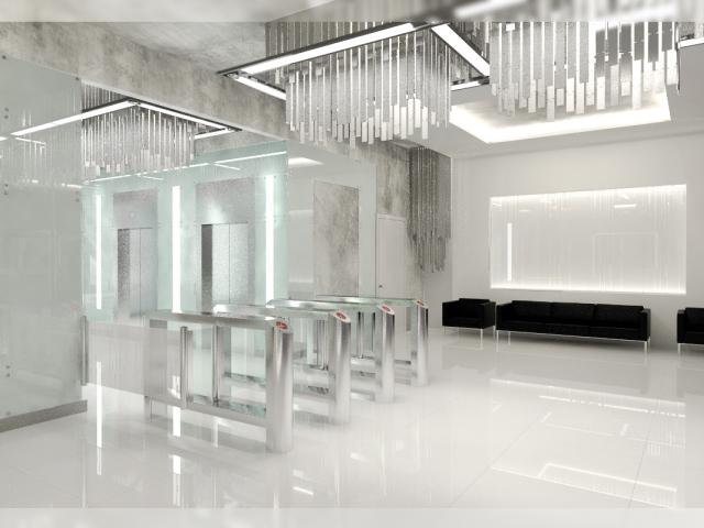 Бизнес центр, компания КАН