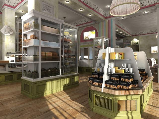 кондитерская конфитюр евпатория консалтинг дизайн проект ресторана кафе бара