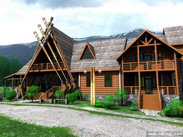 горнолыжный курорт отель изки ok consulting group