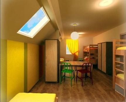 дрим хаус хостел киев Консалтинг открытие управление отелем украина