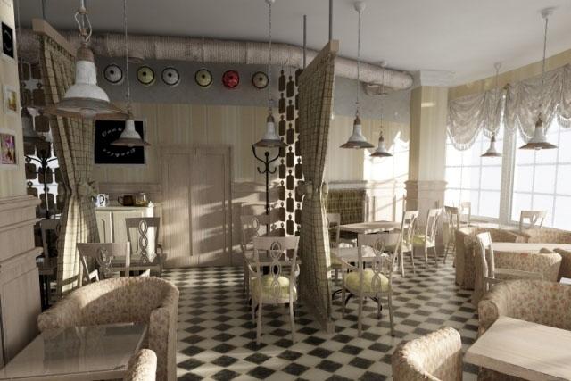 пиццеия ресторан амальфи ровно консалтинг дизайн проект бара украина