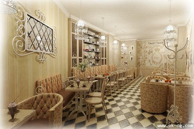 кондитерская кафе париж ровно открыть под ключ украина