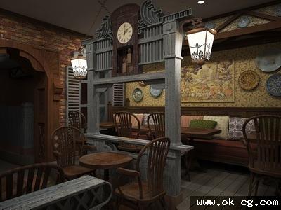 пивной ресторан мюнхгаюзен Bierstube тернополь консалтинг дизайн проект паба украина