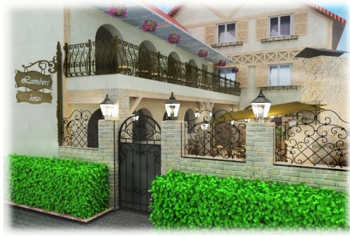 Мини-отель Ламберт