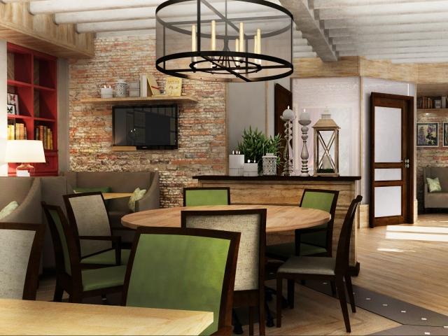 отельно ресторанный комплекс тернополь консалтинг дизайн интерьера ресторана отеля украина